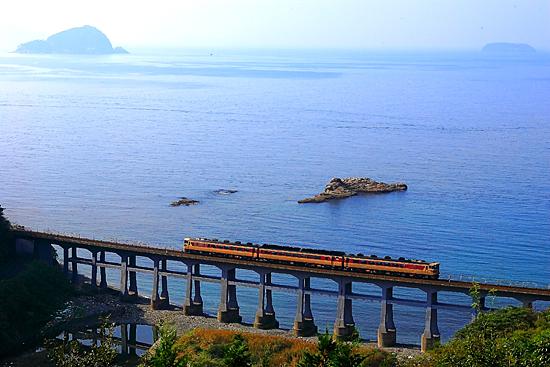 惣郷橋遠望