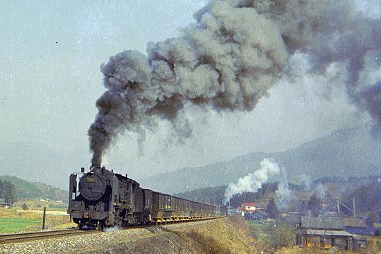 国鉄時代の田川線