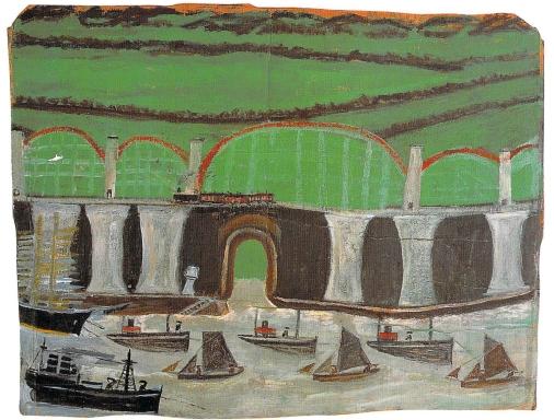 ソルタッシュの高架橋