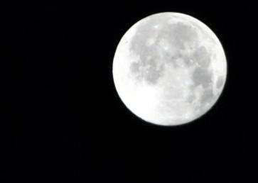 full moon 20101023