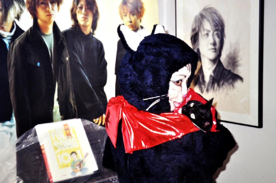 halloween cat w mimi  glay