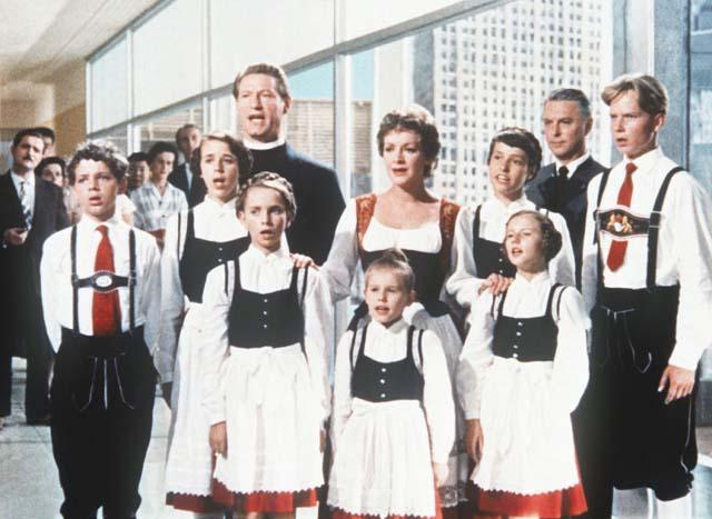 Die Trapp-Familie のコピー