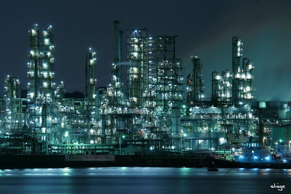 京浜工業地帯-91