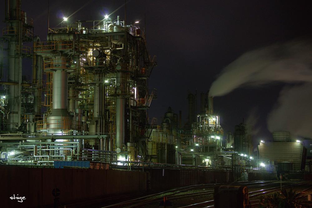 京浜工業地帯-81