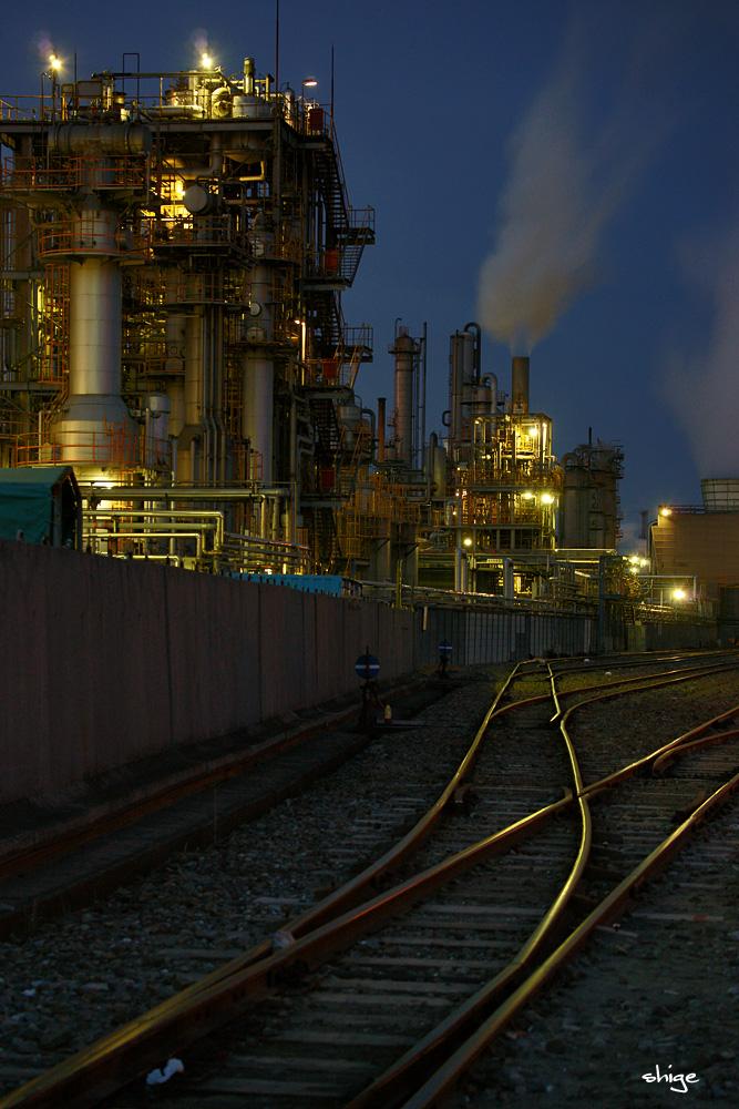京浜工業地帯-70