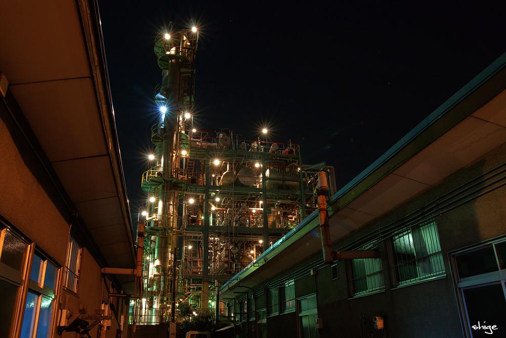 京浜工業地帯-86
