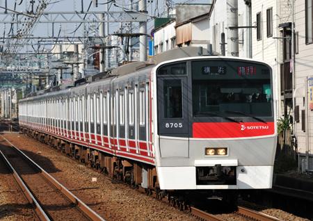 相鉄8000系11-1