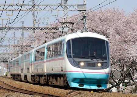 小田急20000形06-9