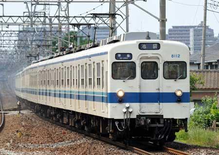東上線8000系10