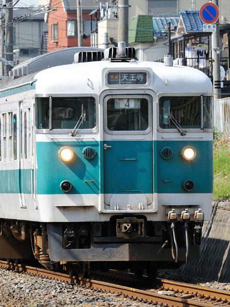 113系阪和線12-1-9