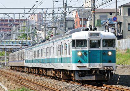 113系阪和線12-9