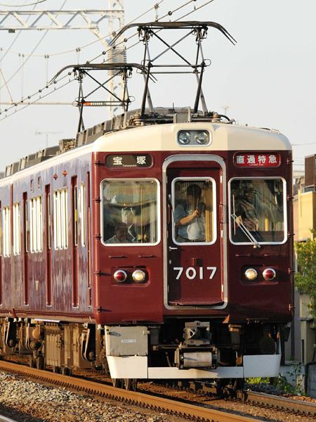 阪急神戸7000系07-1-9
