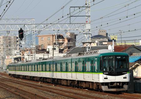 京阪9000系新色12-9
