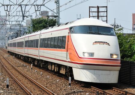 東武100系09-9