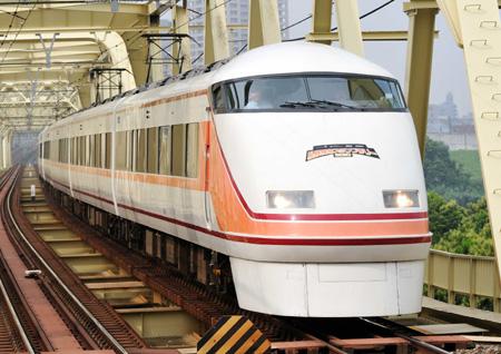 東武100系07-9
