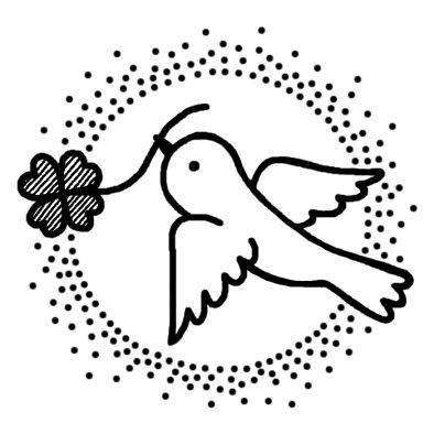 クローバー 鳥