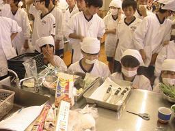 豊科南中2011 集合