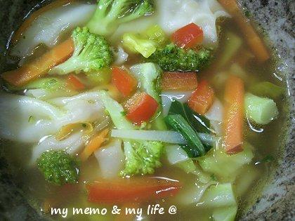 12-2一口とんかつと野菜ワンタンスープご飯無し1