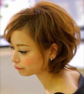 2014年 冬の髪型 ヘアスタイル