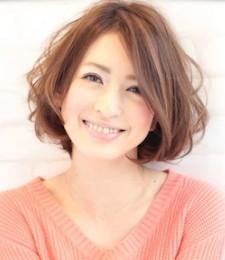 秋冬から春にかけて2014年に流行る髪型☆くせ毛風パーマヘアスタイル
