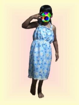 サマードレス(笑)