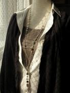 ラブラドライトネックレス&ブレス01