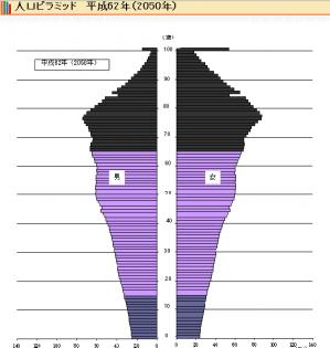 人口ピラミッド_H62/2050
