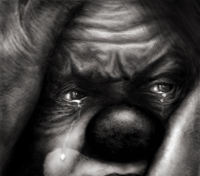 涙の道化師