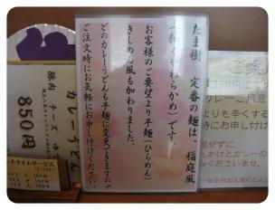 2012年1月9日 カレーうどん専門店 013