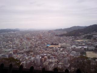 松山城11