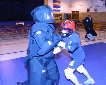 self defense padding