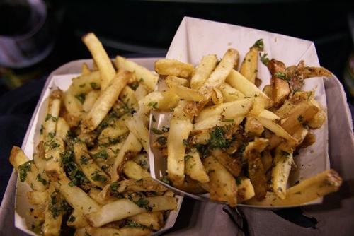 283AT&T Park garlic fries
