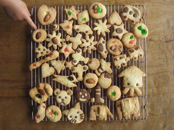 子供 と 作る クッキー
