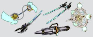 新武器あれこれ…