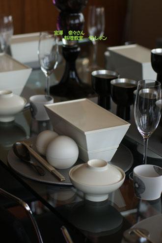2013年宮澤奈々さん料理教室
