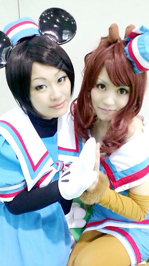 ミツキさん・蘭さん☆(20130114)