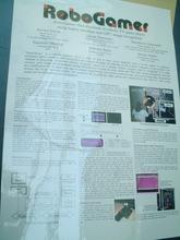 RoboGamer poster