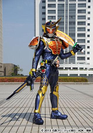 仮面ライダー鎧武01