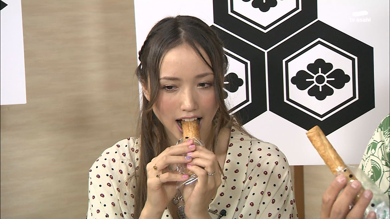 豊田エリーの食べる