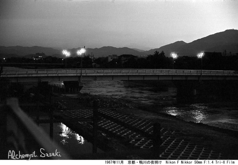 夜景京都③-8 八重弘の朝