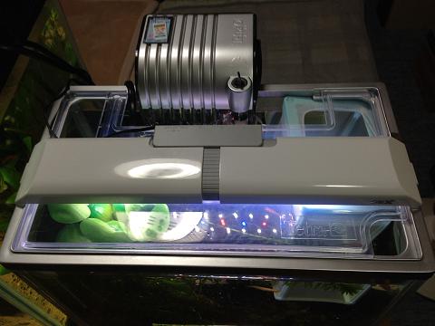水槽用照明