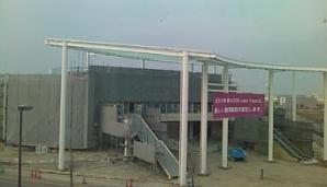もう1棟建造中。