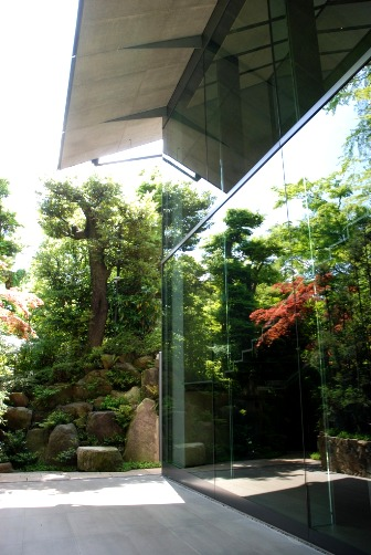 201005根津美術館・外観②