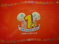 ディズニークラブカード
