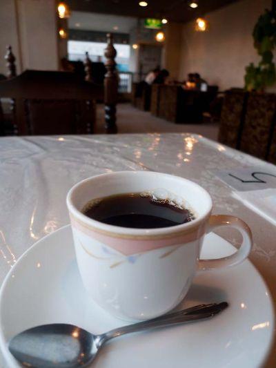 カフェ・コロポックル コーヒー