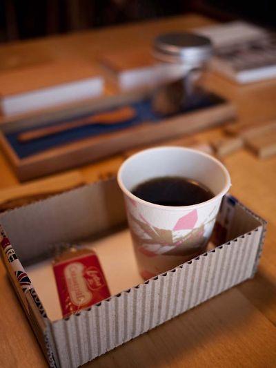 hitoshirezu-ya コーヒー