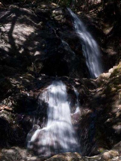 家山 八垂の滝