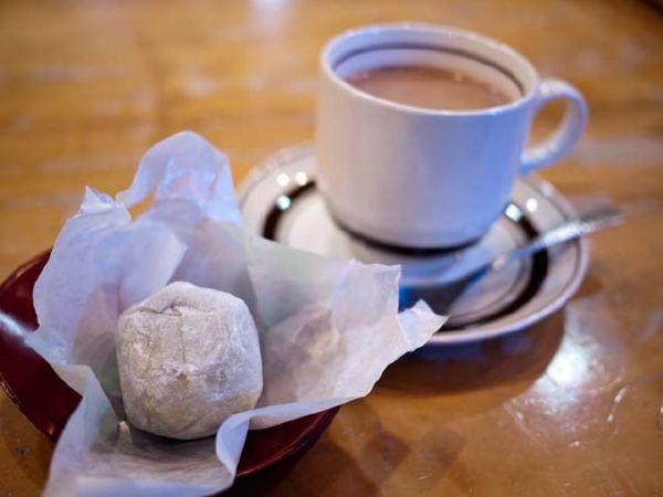 菓子道 川根大福 茶