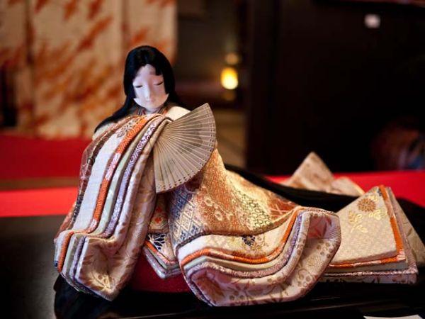 こころ庵 古民家ギャラリー 人形