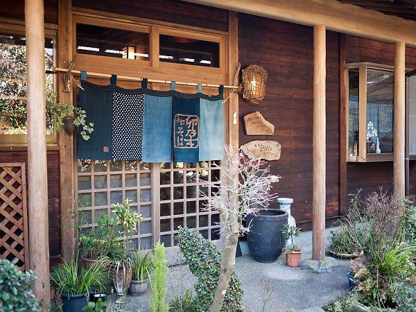 藤枝 卯乃木 店の入口